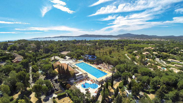 eurocamp family camping provence Naides park offer