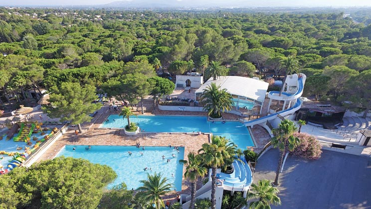 eurocamp French riviera family camping spring offer