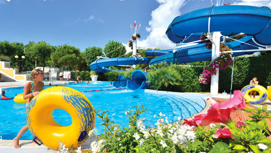 eurocamp French riviera half-term family camping offer