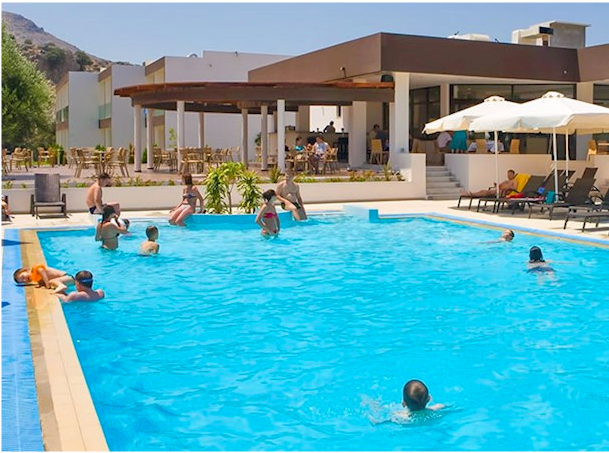 Olympic Greece, Rhodes family all inclusive offer
